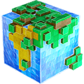 ikon WorldCraft : 3D Build & Craft