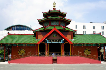 Jumlah Masjid Cheng Hoo Semakin Banyak, Ada yang Terapung di Tuban