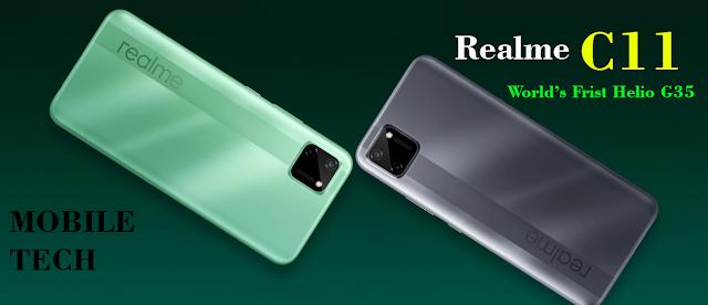 Realme C11 | تعرف مواصفات وسعر هاتف ريلمى سى 11