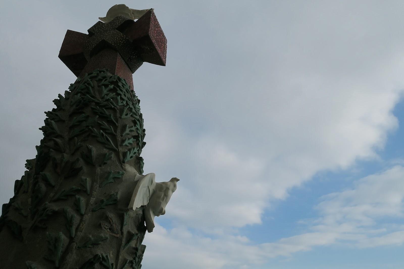 サグラダ・ファミリア (Sagrada Familia) イトスギ