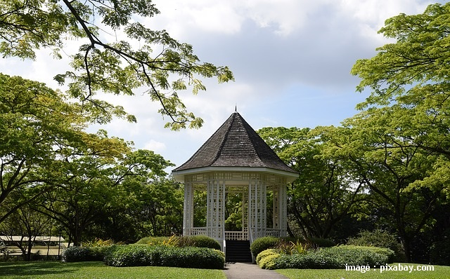 Singapore Botanic Garden - Blog Mas Hendra