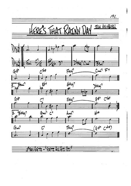 Partitura Violonchelo Jim Van Heusen