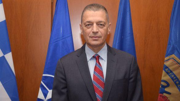Επίτιμος Δημότης Επιδαύρου θα γίνει ο Υφυπουργός Άμυνας Αλκιβιάδης Στεφανής