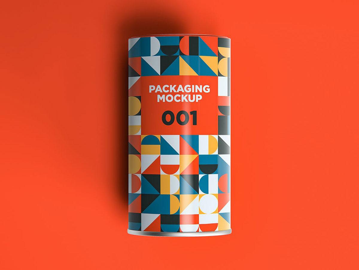 Packaging Mockup 001