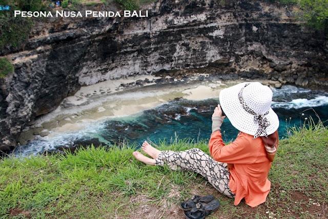 Tebing Spektakuler Nusa Penida