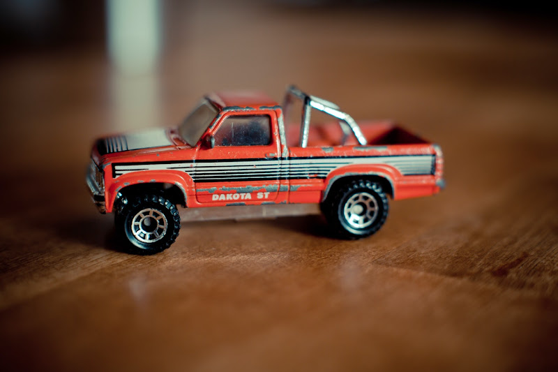 Pickups are among the most sought-after miniatures by collectors
