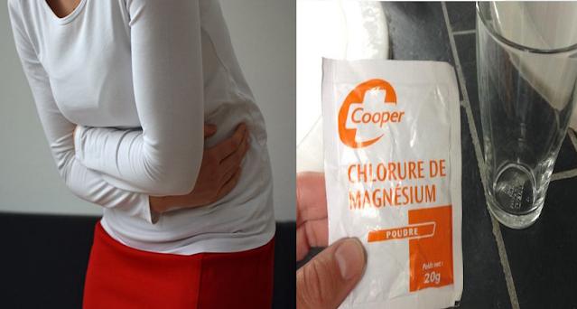 Avant de prendre le chlorure de magnésium, découvrez ici ses effets secondaires