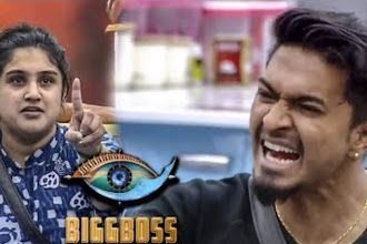 Shocking: Mugen Rao slaps Vanitha in Bigg Boss Tamil