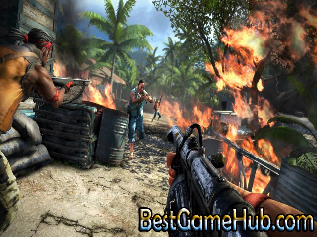 Far Cry 3 Compressed Torrent Game With Download