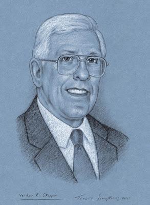 Verdon R. Skipper. Grand Lodge of New Jersey. Scottish Rite, NMJ. by Travis Simpkins