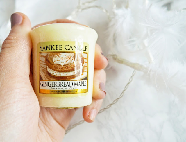 Yankee Candle Sweet Treats Collection Gingerbread Maple