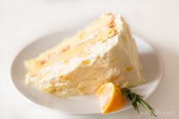 Mandarin Orange Cake #desserts #cakerecipe