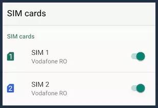 تفعيل بطاقة Sim