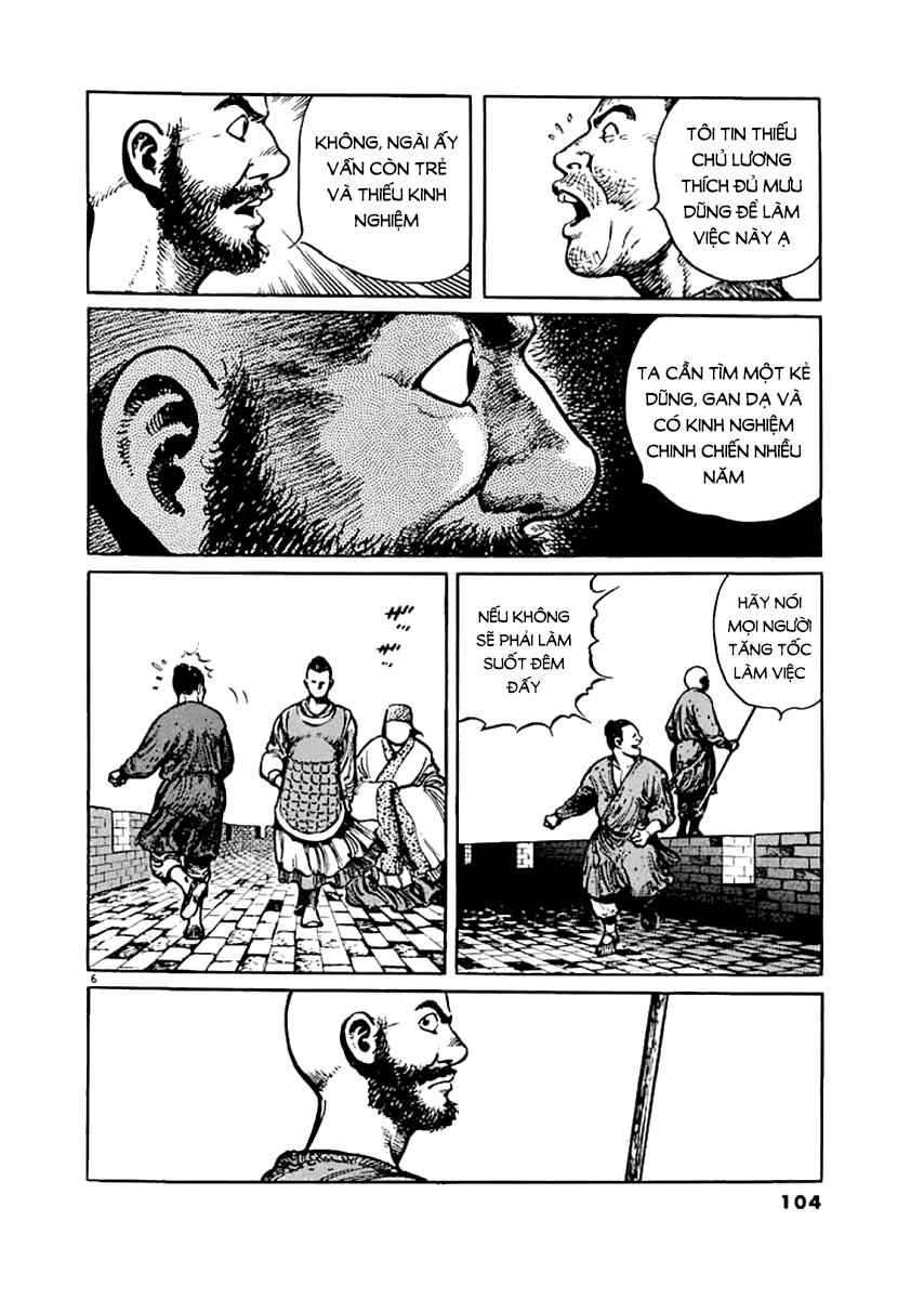 Bokko Chapter 5: Cách Ly tìm Kẻ Dũng trang 6
