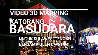 Video 3d Mapping - Gedung TVRI Paparons
