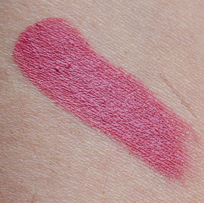 Soap & Glory Sexy Mother Pucker Matte Lip 3D Lip Colour Review, Swatches of Chocoberry