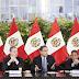 PRESIDENTE DE LA REPÚBLICA MARTÍN VIZCARRA LIDERA HOY EL 11 GORE EJECUTIVO