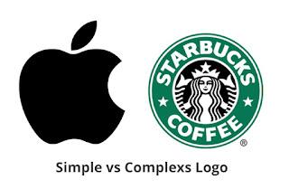 contoh logo desain yang sederhana