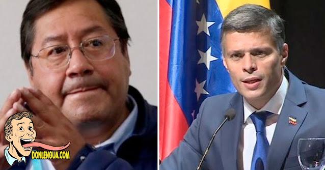Leopoldo López quiere ir a elecciones contra los delincuentes del Régimen