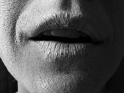 dry mouth as a symptom Covid