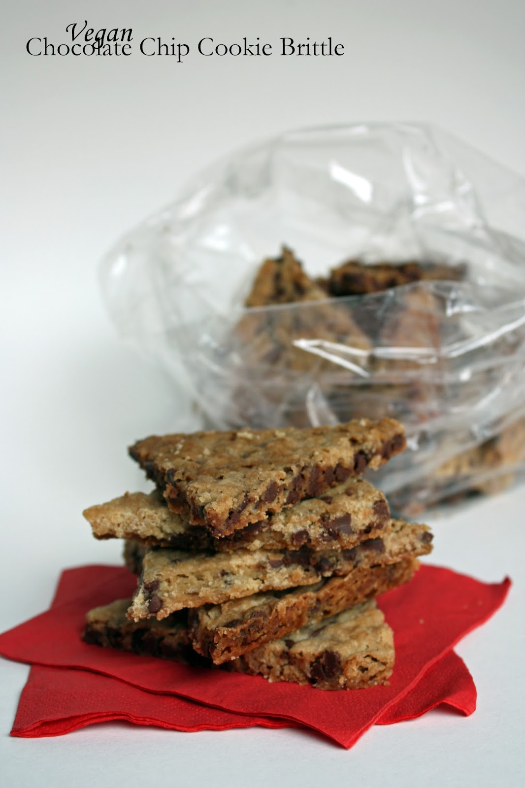 Chocolate chip cookie brittle | How to Philosophize with Cake