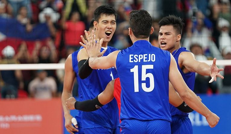 Congratulations, Philippines' men's volleyball team!
