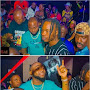 Davido And Naira Marley Shut Down Club In Anambra State Capital, Awka.