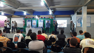 Secretaria de Saúde de Cajazeiras realiza evento em comemoração ao Dia Nacional dos Agentes de Combate às Endemias
