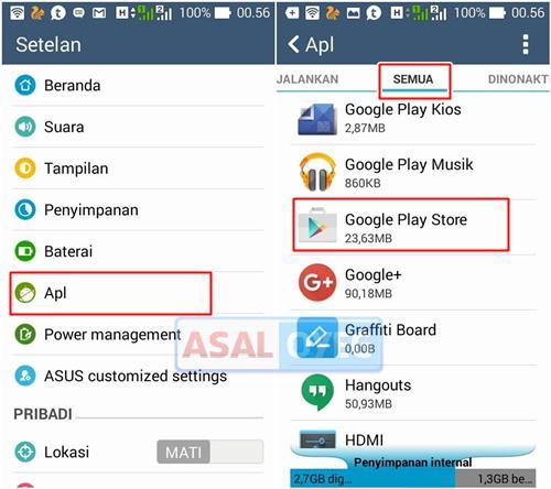 Cara mengatasi Play Store yang tidak bisa dibuka Cara Mengatasi Play Store Android Yang Tidak Bisa Dibuka