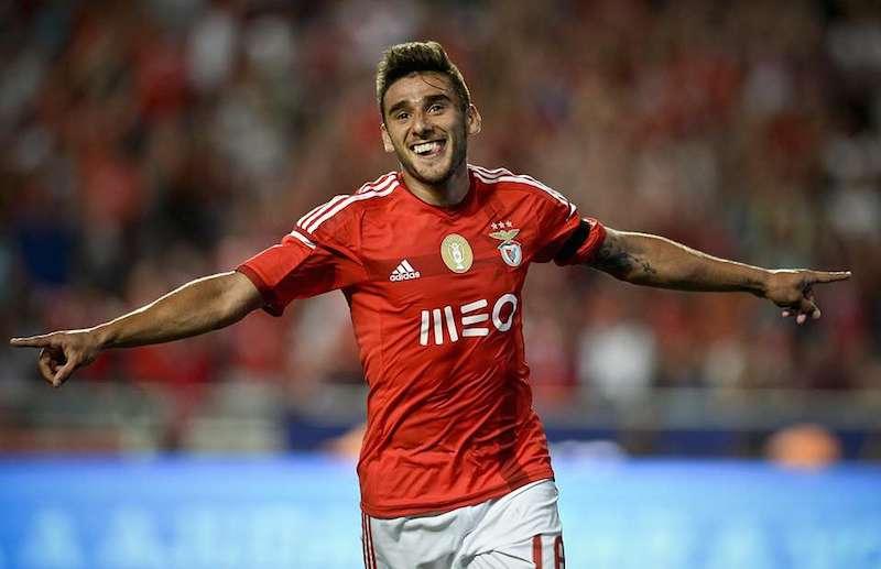 Eduardo Salvio (Benfica-POR)