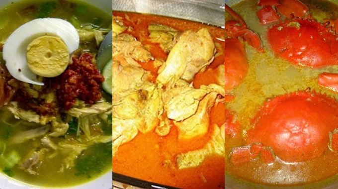 3 Resep Makanan Menggunakan Kunyit