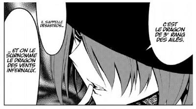 Manga - Ragna Crimson tome 2 - Crimson roi des Dragons aide Ragna le chasseur de Dragons