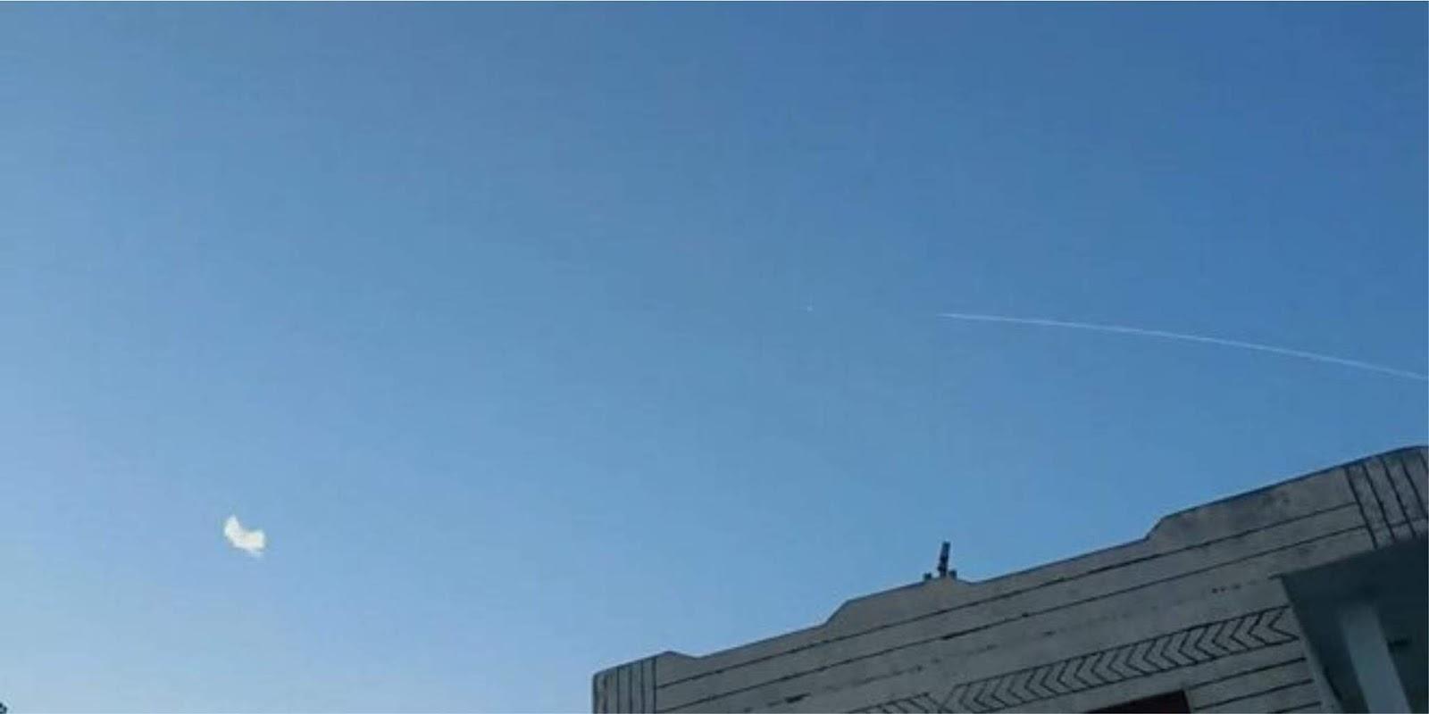 Israel melakukan serangan rudal di barat Suriah