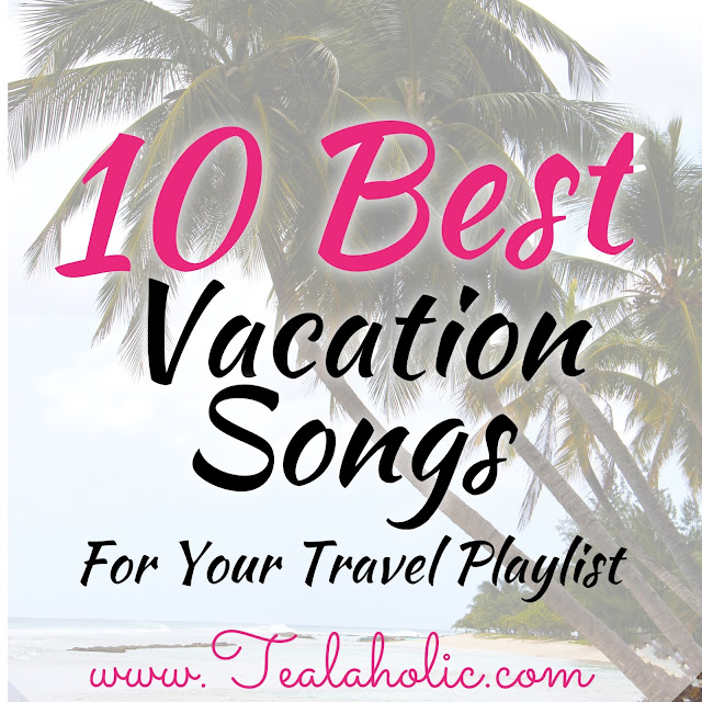 10 Best Vacation Songs For Your Travel Playlist