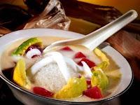Es Campur, Resep Spesial Es Segar Yang Enak Sederhana