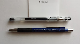 pilot-penna-staedtler-matita