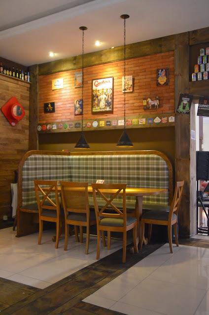 O Irlandês Steakhouse e Pub, Gramado.