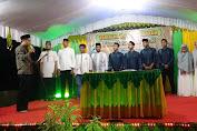 Ketua BKM  Melantik Pengurus Remaja Masjid Nurul Huda  Periode 2019-2022