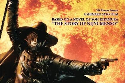 Sinopsis K-20: Legend of the Mask (2008) - Film Jepang