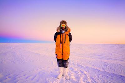 Temperatur di Kutub. Sumber foto: pre-tend.com