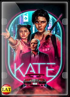 Kate (2021) DVDRIP LATINO