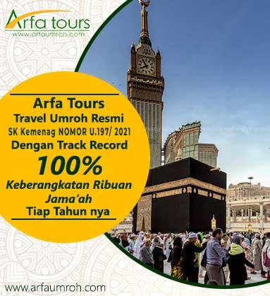 Arfa Tour And Travel