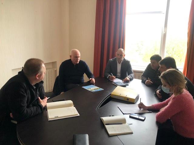 В Обухівський РДА зібрали оперативну нараду з приводу суспільно напруженої ситуації в м.Українка