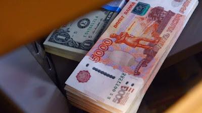 روسيا تعلن عدم التعامل من الدولار نهائياً