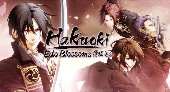 Hakuoki: Edo Blossoms Screenshot 2