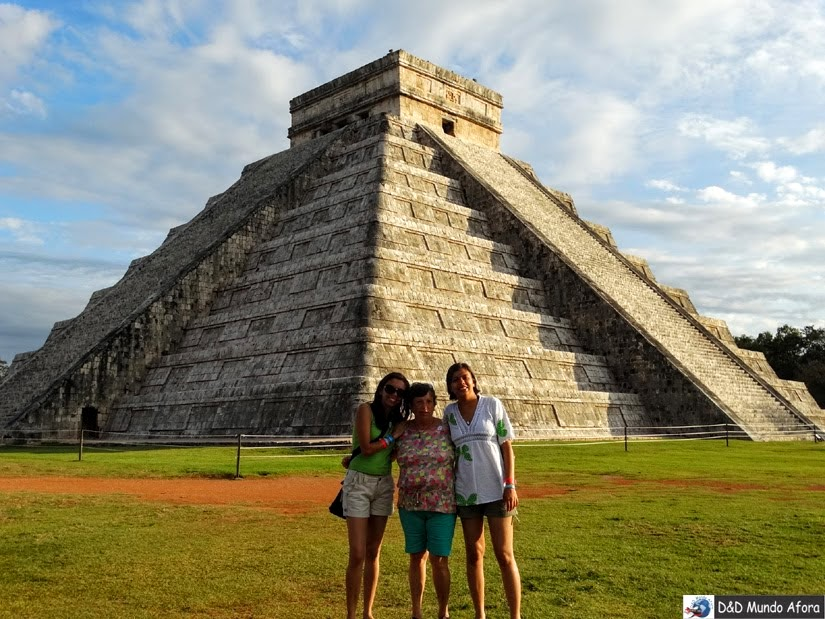 Chichen Itza, México - 3 destinos inesquecíveis mundo afora