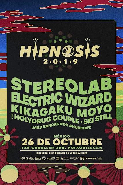 Cartel Hipnosis 2019