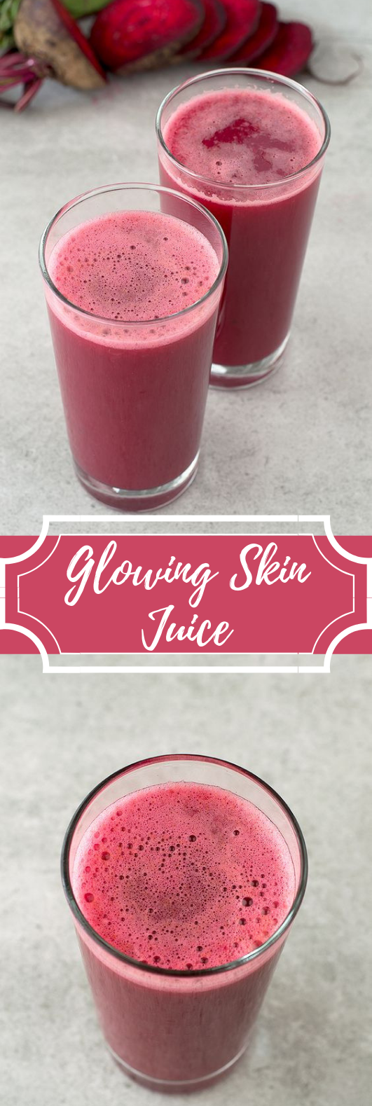 Glowing Skin Juice #Drink #HealthyDrink