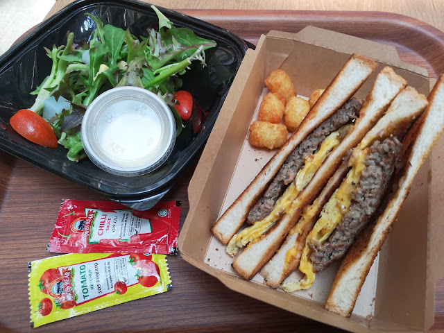 Syohachi Japanese A5 Wagyu Beef Toastie