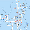 Peta Kabupaten Bangli, Bali Lengkap